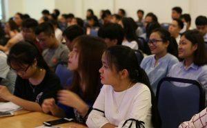 Sinh viên và các startup Đà Nẵng đã có buổi cùng tìm hiểu bí quyết để các sinh viên, startup nói chung và startup công nghệ nói riêng có thể thành công trong thời đại công nghệ số hiện nay.