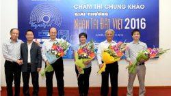 Những hình ảnh ấn tượng Chung khảo Nhân tài Đất Việt 2016