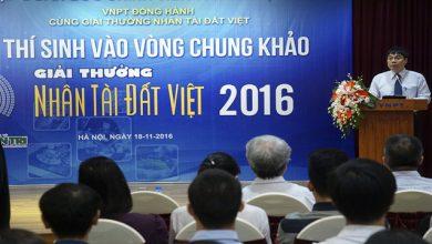 """BTC Giải thưởng Nhân tài Đất Việt: """"Các bạn phải lan tỏa ra toàn cầu!"""""""
