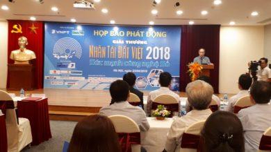 Nhân tài Đất Việt 2018 bắt nhịp sự phát triển thần tốc của cách mạng 4.0