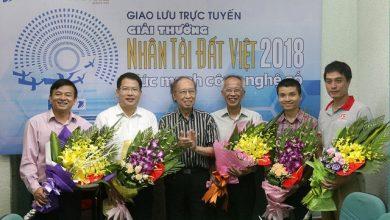 Giao lưu trực tuyến Nhân tài Đất Việt 2018: Thấy được khát vọng của tuổi trẻ