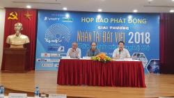 Chùm ảnh Họp báo phát động Giải thưởng Nhân tài Đất Việt 2018