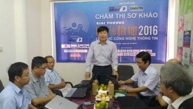 Nhân tài Đất Việt 2016 sẽ có giải thưởng dành cho các startup