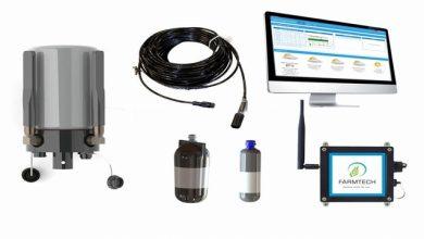 Hệ thống mạng giám sát môi trường nông nghiệp và ngư nghiệp