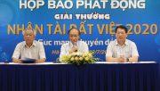 Nhân tài Đất Việt 2020 chính thức khởi động, đánh dấu kỷ nguyên mới