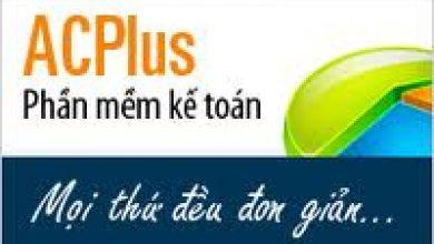 Phần mềm kế toán tài chính ACplus
