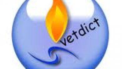 Phần mềm từ điển Anh – Việt nguyên ngành Thú y (Vetdict)