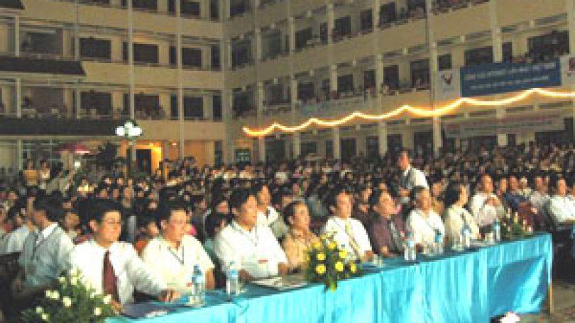 Hơn 30 sản phẩm dự thi Nhân tài đất Việt 2005