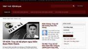 Xây dựng Website thông tin đối tượng truy nã, đình nã và tố giác tội phạm