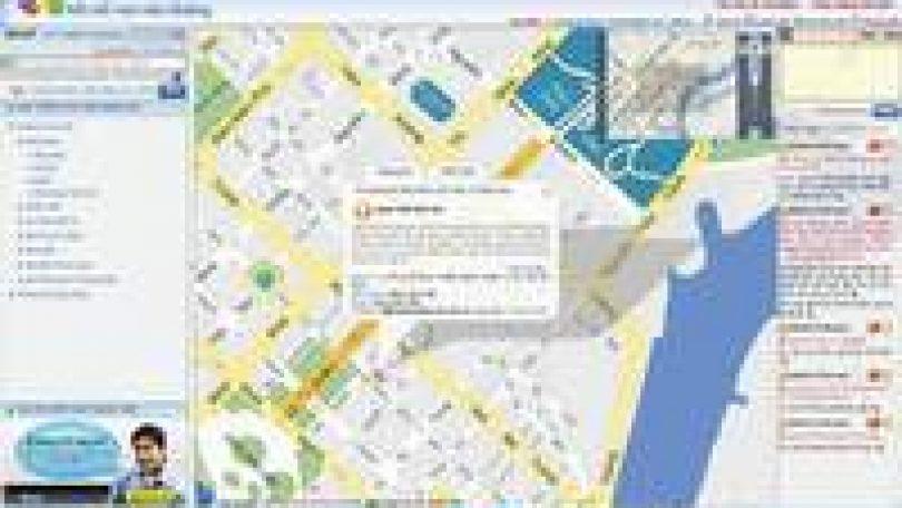 Cổng thông tin về địa điểm và ứng dụng bản đồ số 1650km.com