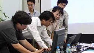 Những sản phẩm lọt vào vòng chung khảo Nhân tài đất Việt 2007