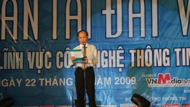 Chùm ảnh Giao lưu giới thiệu Giải thưởng Nhân tài Đất Việt 2009 tại Hà Nội