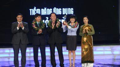 Danh sách Giải thưởng NTĐV 2010