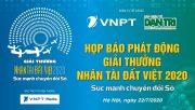 Nhân tài Đất Việt tiếp tục hành trình tìm kiếm tài năng Chuyển đổi Số