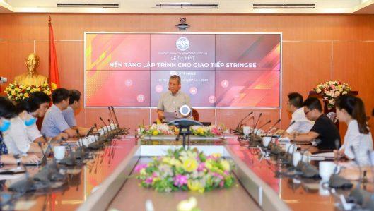 Giải Nhì Nhân tài Đất Việt 2018 được chọn là nền tảng số Make in Việt Nam