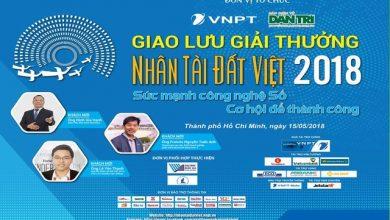 Trực tiếp Giao lưu giải thưởng Nhân tài Đất Việt 2018 tại TP.HCM