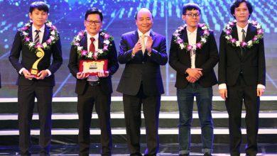 Chiều nay họp báo phát động Giải thưởng Nhân tài Đất Việt 2018