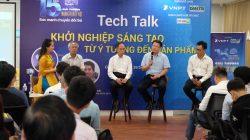 Nhân tài Đất Việt 2019 đồng hành cùng cộng đồng startup, công nghệ trẻ Đà Nẵng