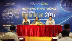 Bộ hỏi đáp Q&A họp báo Nhân Tài Đất Việt 2017