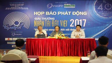 Chùm ảnh Họp báo Phát động Giải thưởng Nhân tài Đất Việt 2017