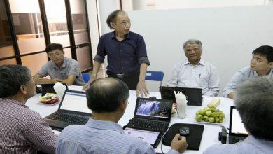 Chùm ảnh: Chấm thi sơ khảo Nhân tài Đất Việt 2015