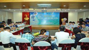 Giao lưu trực tuyến giới thiệu Giải thưởng Nhân tài Đất Việt 2017
