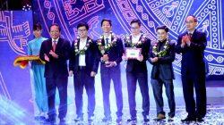 """20h hôm nay: Trực tiếp """"Lễ trao giải Nhân tài Đất Việt 2017"""" trên sóng VTV2"""