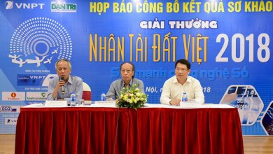 Danh sách 20 sản phẩm CNTT lọt Chung khảo Giải thưởng Nhân tài Đất Việt 2018