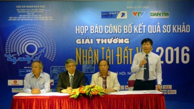 Năm thứ 11 VNPT đồng hành cùng Nhân tài Đất Việt