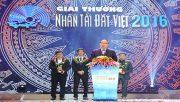 """""""Giải thưởng Nhân tài Đất Việt đồng hành cùng đất nước để khởi nghiệp sáng tạo"""""""