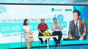 VNPT sẵn sàng hỗ trợ cộng đồng khởi nghiệp