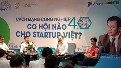 """Đang diễn ra workshop: """"Cách mạng công nghiệp 4.0 – Cơ hội nào cho Startup?"""""""