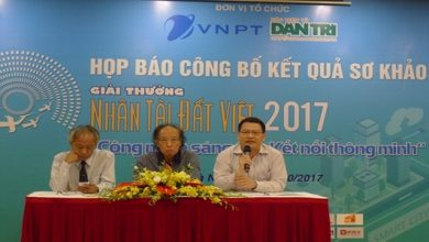 Kết nối thông minh hiện diện trong sản phẩm CNTT Nhân tài Đất Việt 2017