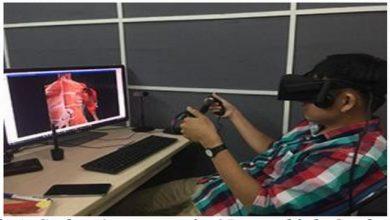 Đưa công nghệ 3D thực tế ảo vào ứng dụng trong giảng dạy giải phẫu y học