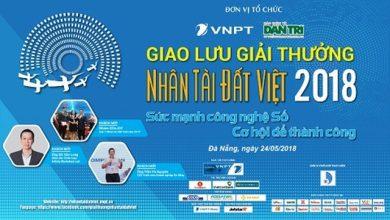 Trực tiếp Giao lưu phát động Giải thưởng Nhân tài Đất Việt 2018 tại Đà Nẵng