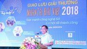 """Giải thưởng Nhân tài Đất Việt 2018 """"nóng"""" cùng sinh viên Đại học Đà Nẵng"""