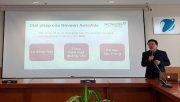 Nhóm tác giả Sản phẩm Số triển vọng tự tin bảo vệ Chung khảo Nhân tài Đất Việt 2018