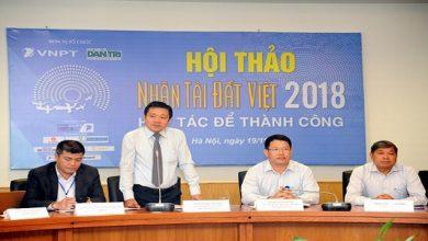 Nhân tài Đất Việt 2018: Hợp tác để thành công