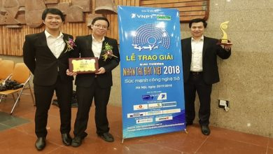 Giải Ba Nhân tài Đất Việt 2018: VNPT SmartCloud mang đến trải nghiệm Cloud đích thực