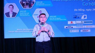 Giao lưu Nhân tài Đất Việt 2018 tại Đà Nẵng: Bí quyết nào để startup thành công?