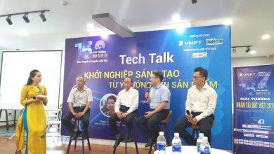 """Chùm ảnh sự kiện TechTalk tại Đà Nẵng: """"Khởi nghiệp sáng tạo – Từ ý tưởng đến sản phẩm"""""""