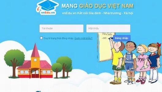 Đón năm học mới với sổ liên lạc điện tử VnEdu đa tiện ích