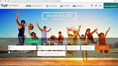 Tiện ích hấp dẫn của sàn du lịch trực tuyến đầu tiên tại Việt Nam